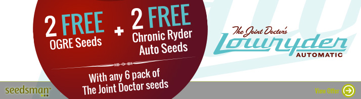 Free Auto Seeds From The Joint Doctor