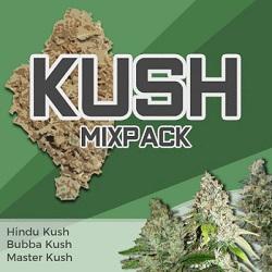 Kush Mixpack Cannabis Seeds